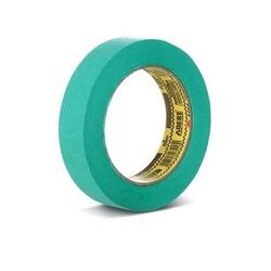 Fita Crepe para Mascaramento - 25mmX50m - Verde Adere - CONSTRUTINTAS