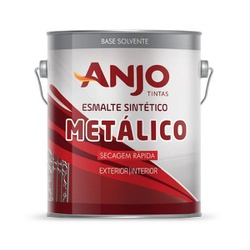 Esmalte Metálico Anjo 3,6L - (Escolha Cor) - CONSTRUTINTAS