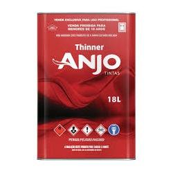 Thinner para Sintético 18L - Anjo 2750 - CONSTRUTINTAS