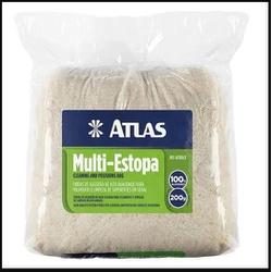 Estopa de Algodao 200g - AT 380 - Atlas - CONSTRUTINTAS