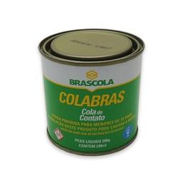 Adesivo de Contato Universal Colabras 200g - Brascola - CONSTRUTINTAS