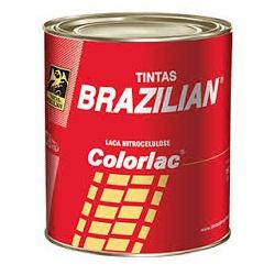 Tinta Laca Nitrocelulose 900ml Brazilian (Escolha Cor) Apartir De: - CONSTRUTINTAS