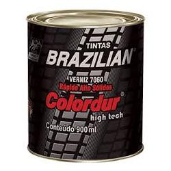 Kit Verniz PU 900ml + Endurecedor 450ml Alto Sólidos 7060 - Brazilian - CONSTRUTINTAS