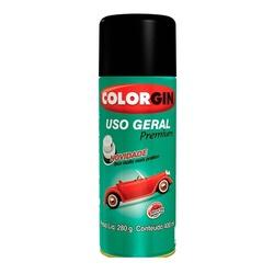 Spray 54011 Branco Fosco 350ml - Colorgin - CONSTRUTINTAS