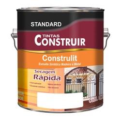 Esmalte Sintético Brilhante Construir 3,6L - (Escolha Cor) - CONSTRUTINTAS