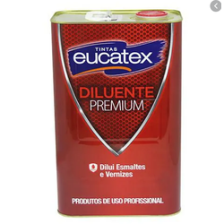 Aguarrás Eucatex 5L - CONSTRUTINTAS