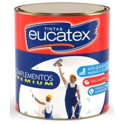 Fundo Branco Fosco Madeira Nivelador Eucatex 3,6L - CONSTRUTINTAS