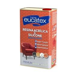 Eucatex Silicone Impermeabilizante 5L - CONSTRUTINTAS