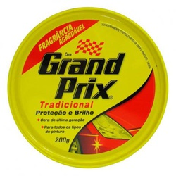 Cera Tradicional 200g - Grand Prix - CONSTRUTINTAS