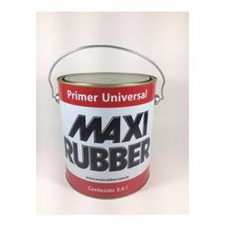 Primer Universal Cinza 3,6L Ultra Primer - Maxi Rubber - CONSTRUTINTAS