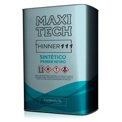 Thinner para Sintético 111 5 Litros - Maxi Rubber - CONSTRUTINTAS