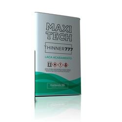 Thinner para Laca 18 Litros - Maxi Rubber 777 - CONSTRUTINTAS