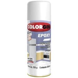 Spray Epoxi Branco 350ml - Colorgin - CONSTRUTINTAS