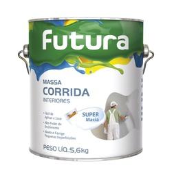 Massa Corrida Futura 3,6L 5,6kg - CONSTRUTINTAS