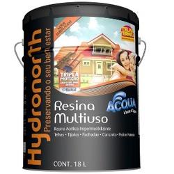 Resina Multiuso Brilhante (Escolha Cor) 18L - Hydronorth - CONSTRUTINTAS