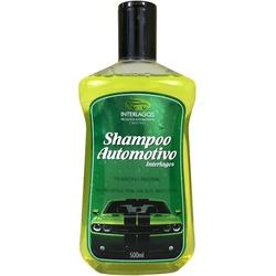 Shampoo Automotivo Concentrado 500ml 1/100 - Interlagos - CONSTRUTINTAS