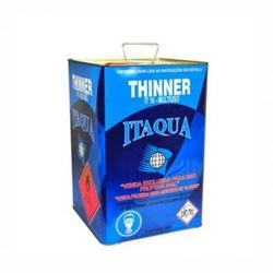 Thinner para Limpeza 18 Litros - Itaquá 16 - CONSTRUTINTAS