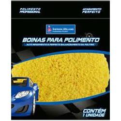 Boina Face Unica Amarela '8' Amarrar (Medio Corte) - Lazzuril - CONSTRUTINTAS