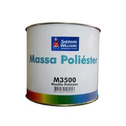Massa Poliéster - M3500 1kg - Kit com Catalisador Lazzuril - CONSTRUTINTAS
