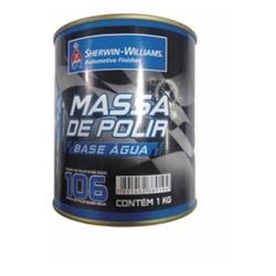 Massa de Polir N°2 Base de Agua 1kg 00106 - Lazzuril - CONSTRUTINTAS