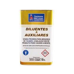 Thinner para Poliéster/Pu 454 18 Litros - Lazzuril - CONSTRUTINTAS