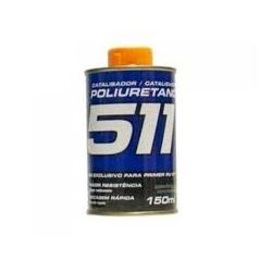 Catalisador Primer PU 511 0,100ml - Maxi Rubber - CONSTRUTINTAS