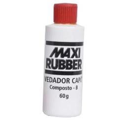 Catalisador Vedador Capô 60g - Maxi Rubber - CONSTRUTINTAS