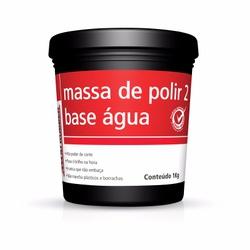 Massa de Polir N2 1kg Base de Aguá - Maxi Rubber - CONSTRUTINTAS