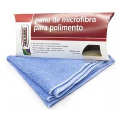 Pano de Microfibra para Polimento 40x40cm - Maxi Rubber - CONSTRUTINTAS