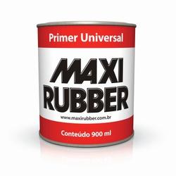 Primer Universal Cinza 900ml - Maxi Rubber - CONSTRUTINTAS