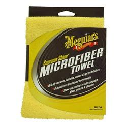 Flanela de Micro Fibra Supreme Shine 40cm X 60cm - X2010 - Meguiars - CONSTRUTINTAS