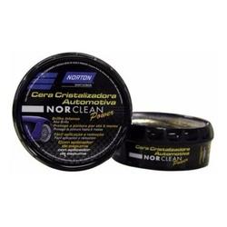 Cera Cristalizadora Norclean Power 100g - Norton - CONSTRUTINTAS