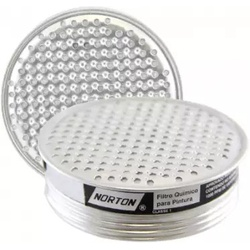 Filtro Para Respirador Químico - Norton - CONSTRUTINTAS