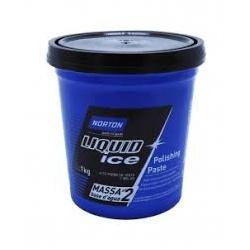 Massa de Polir N2 Base D' Agua 1kg - Liquid Ice Norton - CONSTRUTINTAS