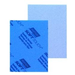 Espuma Abrasiva Fina N°2 P400 - P320 - Norton - CONSTRUTINTAS