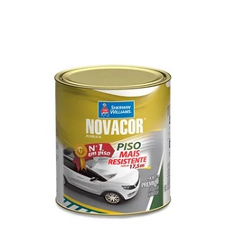 Tinta Piso Acrílica Fosco 900ml Novacor Piso (Escolha Cor) * - CONSTRUTINTAS