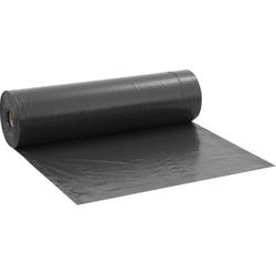 Lona Plástica Preta Médio 4m X 1m ( METRO) - CONSTRUTINTAS