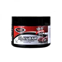 Barra Limpadora 160G Clay Bar - Politec - CONSTRUTINTAS
