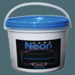 Cera Cremosa Neon 3,6kg - Politec - CONSTRUTINTAS