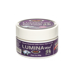Cera em Pasta Cristalizadora 250gr Lumina Wax - Politec - CONSTRUTINTAS