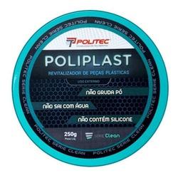 Poliplast Revitalizador de Plásticos 300g - Politec - CONSTRUTINTAS