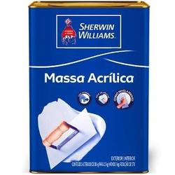 Massa Acrílica Metalatex Sherwin Williams 25kg - CONSTRUTINTAS