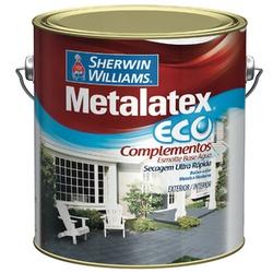 Fundo Branco Fosco p/Madeira Metalatex Eco 3,6L - CONSTRUTINTAS