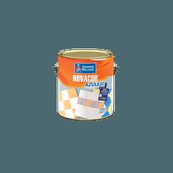 Tinta para Azulejo Branco 3.6 Litros - Novacor - CONSTRUTINTAS