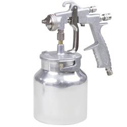 Pistola para Pintura de Baixa Pressão 1,2mm 820ml - STEULA-MS25-01 - CONSTRUTINTAS