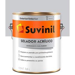 Selador Acrílico Branco 3,6 Litros Premium Suvinil - CONSTRUTINTAS