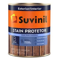 Verniz Stain Mogno Protetor Suvinil 900ml - CONSTRUTINTAS