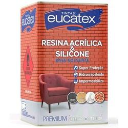 Eucatex Silicone Impermeabilizante 18L - CONSTRUTINTAS