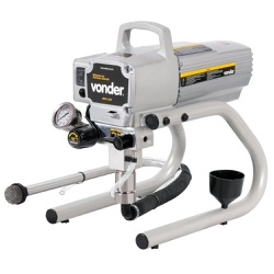 Máquina de Pintura Airless 220V MPA 120 1,2 HP - VONDER - CONSTRUTINTAS