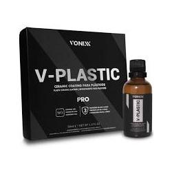 Vitrificador Para Plásticos Até 3 Anos De Proteção 50ml - V-Plastic Pro - Vonixx - CONSTRUTINTAS